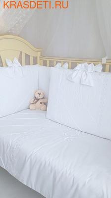 Eco-Line Набор в кроватку - Нежная Зефирка (фото, вид 7)
