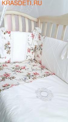 Eco-Line Набор в кроватку Adelin (фото, вид 1)