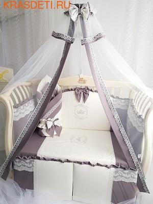 Eco-Line Набор для стандартной кроватки для новорожденных Solar (фото, вид 1)