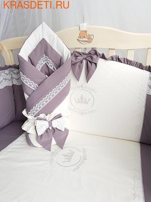 Eco-Line Набор для стандартной кроватки для новорожденных Solar (фото, вид 3)
