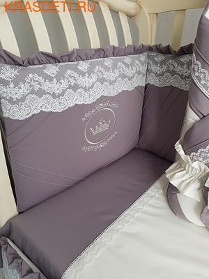 Eco-Line Набор для стандартной кроватки для новорожденных Solar (фото, вид 4)