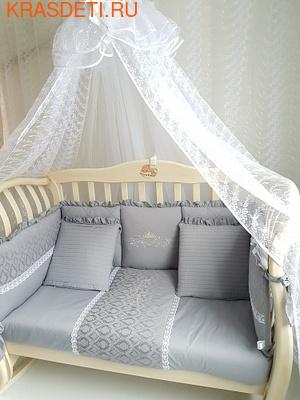 Eco-Line Набор в кроватку Сочная Пудра 13 пр (фото, вид 1)