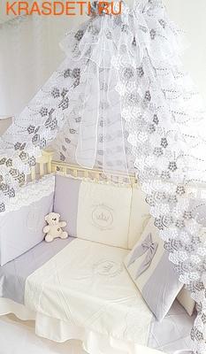 Eco-Line Набор в кроватку для новорожденных Areseli (фото, вид 3)