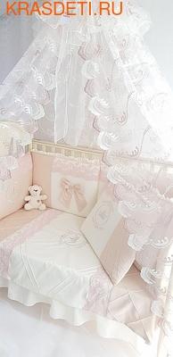 Eco-Line Набор в кроватку для новорожденных Areseli (фото, вид 4)