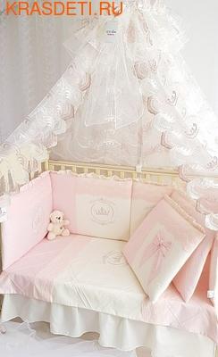 Eco-Line Набор в кроватку для новорожденных Areseli (фото, вид 5)