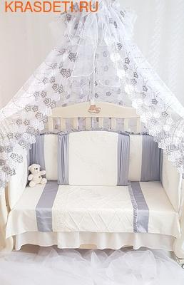 Eco-Line Набор в кроватку для новорожденных, Gracia. 11пр (фото, вид 2)