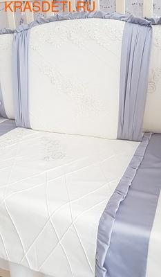 Eco-Line Набор в кроватку для новорожденных, Gracia. 11пр (фото, вид 3)