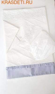 Eco-Line Набор в кроватку для новорожденных, Gracia. 11пр (фото, вид 5)