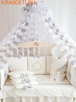Eco-Line Набор в кроватку для новорожденных Mary, 13 пр. (фото, вид 1)
