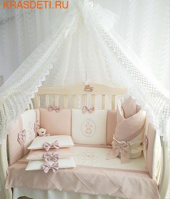 Eco-Line Набор в кроватку для новорожденных Mary, 13 пр. (фото, вид 2)