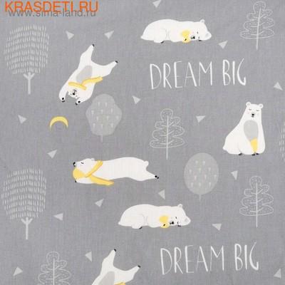 """Детское постельное бельё """"Крошка Я"""" «Большие мечты» (фото, вид 3)"""