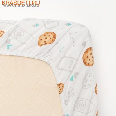 """Детское постельное бельё """"Крошка Я"""" Milk&Cookie (фото, вид 2)"""