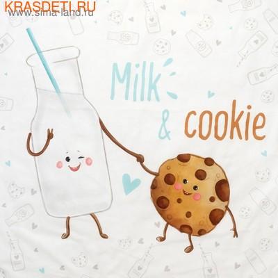 """Детское постельное бельё """"Крошка Я"""" Milk&Cookie (фото, вид 3)"""