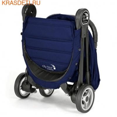 Baby Jogger прогулочная коляска CITY TOUR + бампер (фото, вид 2)