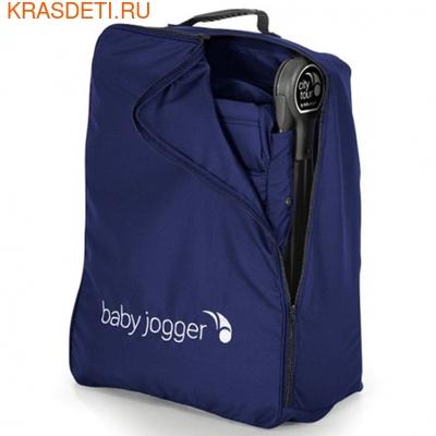 Baby Jogger прогулочная коляска CITY TOUR + бампер (фото, вид 3)