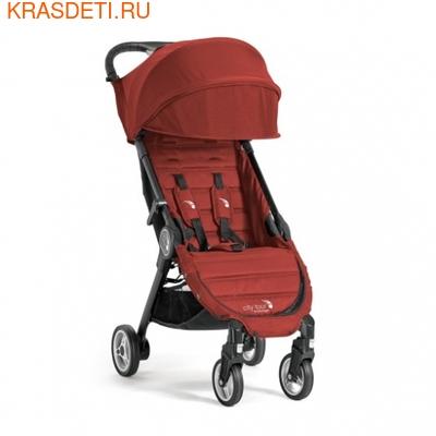 Baby Jogger прогулочная коляска CITY TOUR + бампер (фото, вид 7)