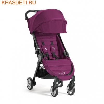 Baby Jogger прогулочная коляска CITY TOUR + бампер (фото, вид 8)