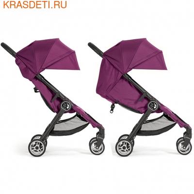 Baby Jogger прогулочная коляска CITY TOUR + бампер (фото, вид 10)
