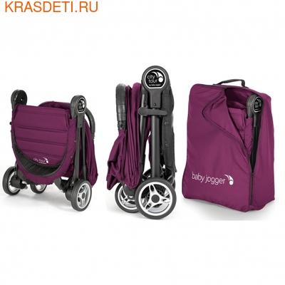 Baby Jogger прогулочная коляска CITY TOUR + бампер (фото, вид 11)