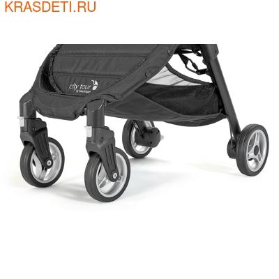 Baby Jogger прогулочная коляска CITY TOUR + бампер (фото, вид 12)