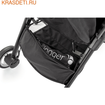 Baby Jogger прогулочная коляска CITY TOUR + бампер (фото, вид 13)