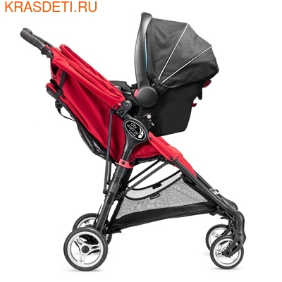 Baby Jogger Прогулочная коляска CITY MINI ZIP (фото, вид 8)
