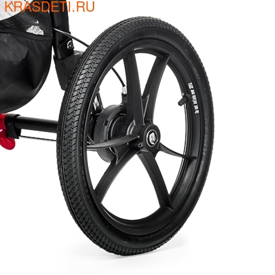 Baby Jogger Прогулочная коляска BABY STROLLER SUMMIT X3 (фото, вид 5)