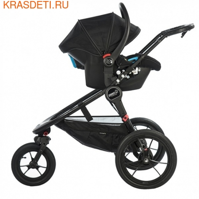Baby Jogger Прогулочная коляска BABY STROLLER SUMMIT X3 (фото, вид 9)