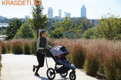 Baby Jogger Прогулочная коляска BABY STROLLER SUMMIT X3 (фото, вид 10)