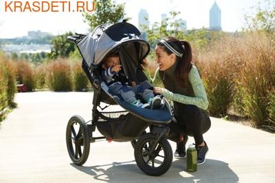 Baby Jogger Прогулочная коляска BABY STROLLER SUMMIT X3 (фото, вид 12)