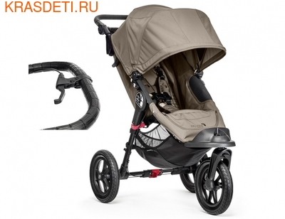 Baby Jogger Детская коляска CITY ELITE (фото, вид 9)