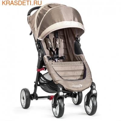 Baby Jogger Детская коляска CITY MINI SINGLE 4W (фото, вид 1)