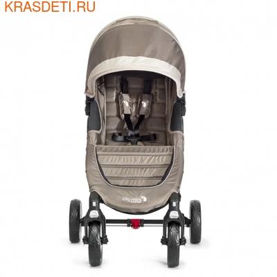 Baby Jogger Детская коляска CITY MINI SINGLE 4W (фото, вид 2)