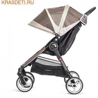 Baby Jogger Детская коляска CITY MINI SINGLE 4W (фото, вид 3)