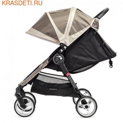Baby Jogger Детская коляска CITY MINI SINGLE 4W (фото, вид 4)