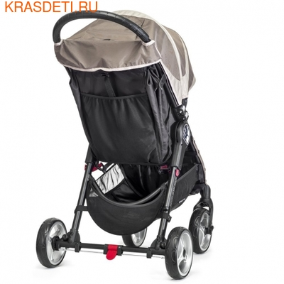 Baby Jogger Детская коляска CITY MINI SINGLE 4W (фото, вид 6)