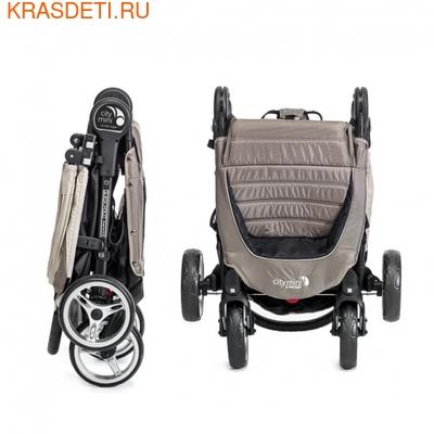 Baby Jogger Детская коляска CITY MINI SINGLE 4W (фото, вид 7)