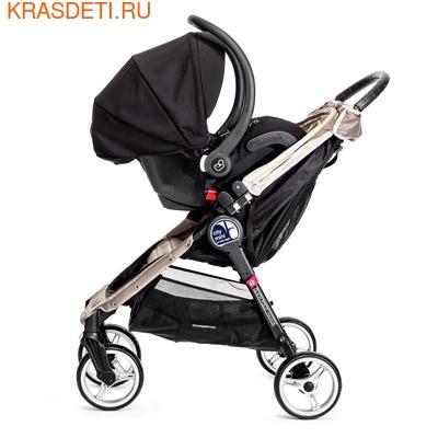 Baby Jogger Детская коляска CITY MINI SINGLE 4W (фото, вид 8)