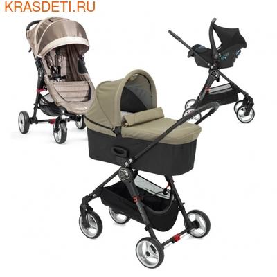 Baby Jogger Детская коляска CITY MINI SINGLE 4W (фото, вид 9)