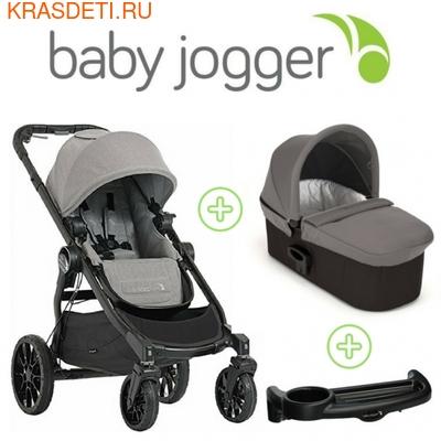 Baby Jogger Коляска CITY SELECT LUX Набор 1 (фото, вид 1)