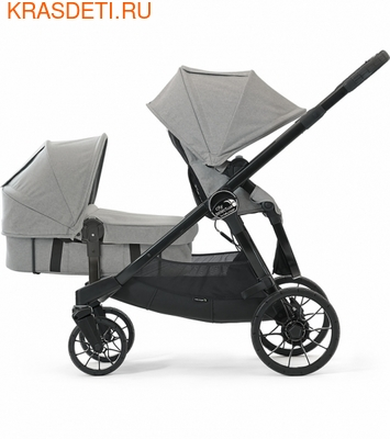 Baby Jogger Коляска CITY SELECT LUX Набор 1 (фото, вид 7)