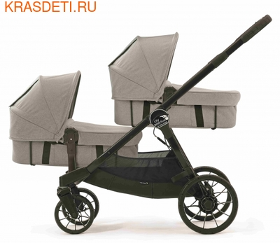 Baby Jogger Коляска CITY SELECT LUX Набор 3 (для двойни) (фото, вид 2)
