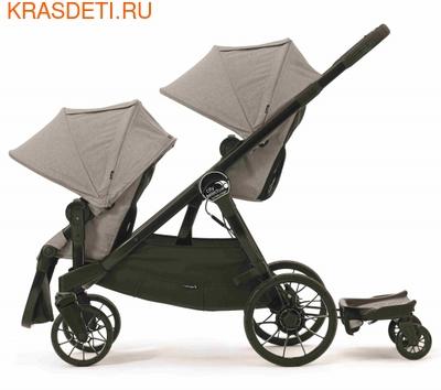Baby Jogger Коляска CITY SELECT LUX Набор 3 (для двойни) (фото, вид 6)