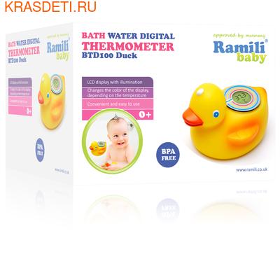 Ramili Детский термометр для ванной Ramili Duck (фото, вид 1)