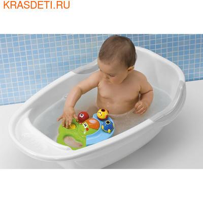 Chicco Игрушка для ванны «Остров с пузырьками» (фото, вид 3)