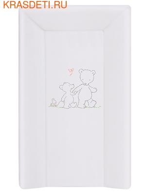 Пеленальный матрасик на кровать Ceba Baby 80 см на жёстком основании (фото, вид 2)