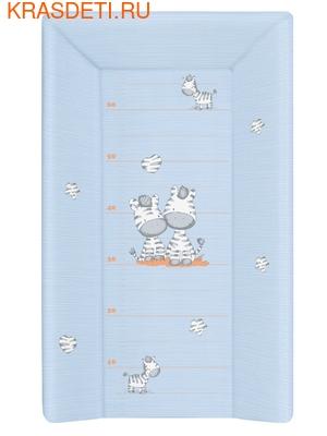 Пеленальный матрасик на кровать Ceba Baby 80 см на жёстком основании (фото, вид 4)
