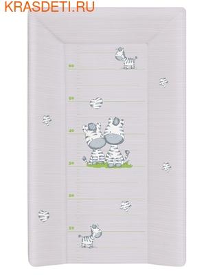 Пеленальный матрасик на кровать Ceba Baby 80 см на жёстком основании (фото, вид 5)