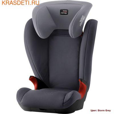Автокресло KID II Black Series (15-36 кг) BRITAX ROEMER (фото, вид 2)