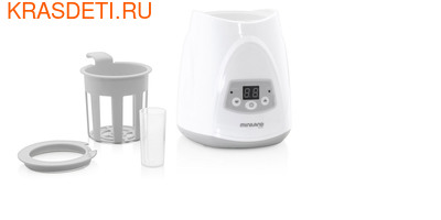 Miniland Подогреватель-стерилизатор для бутылочек Warmy Digy (фото, вид 2)
